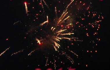 2015 new year fireworks