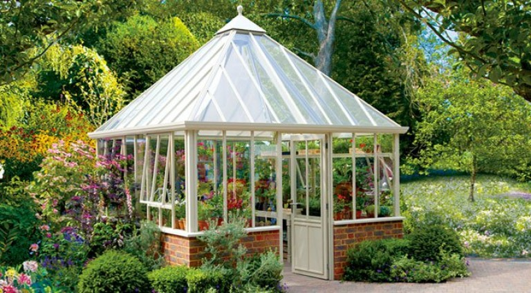 Hartley Grange Greenhouse