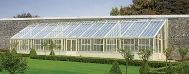 White Bespoke Hartley Botanic Greenhouse