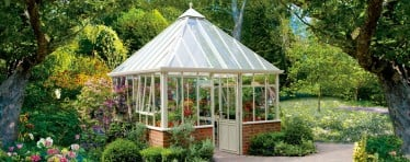 Square greenhouse