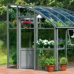 Vista modern greenhouse