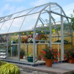 White Wisley 8 Greenhouse From The Hartley Botanic Small Greenhouse Range