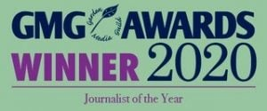 Val Bourne GMG Journalist of the Year 2020