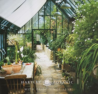 Request a Brochure - Hartley Bontanic - With pride since 1938