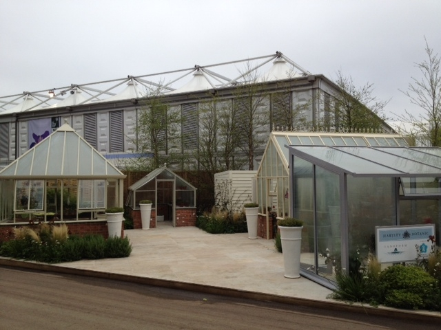 Hartley Botanic Stand at RHS Chelsea Flower Show 2012
