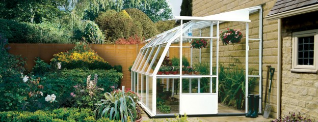 Lean to 7 Greenhouses