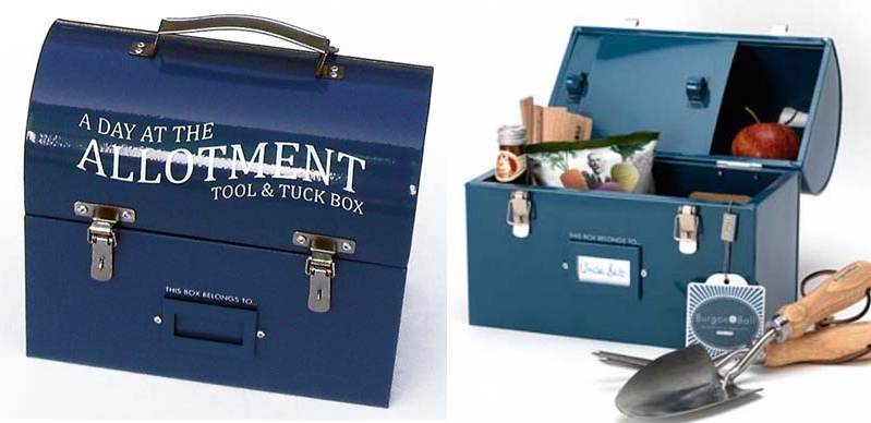 Tool and Tuck Box