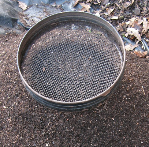 What comes out of your bin, after sieving, is very different to what went in. I use this in my home-made peat-free potting mix.