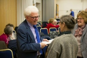 Roy Lancaster President chats to members (4)4