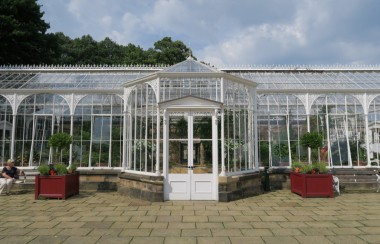 Great English Victorian Glasshouse
