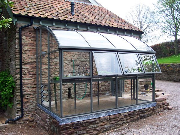 Vista Lean-to Greenhouse