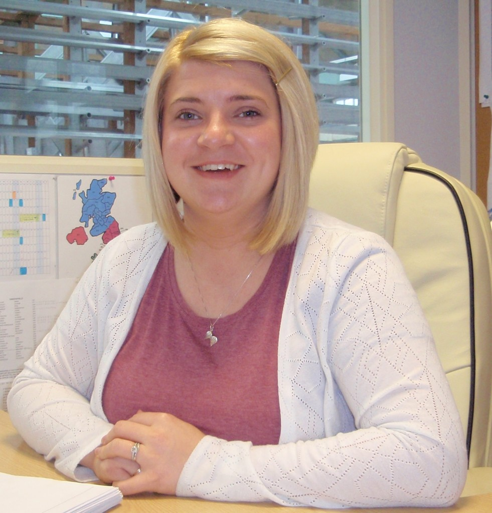 Laura Jones - Sales Support