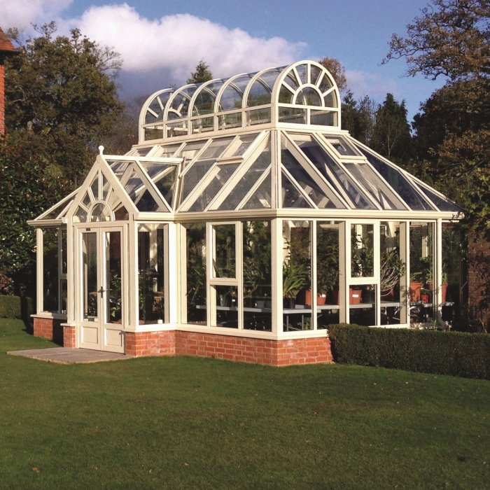 Traditional orangeries