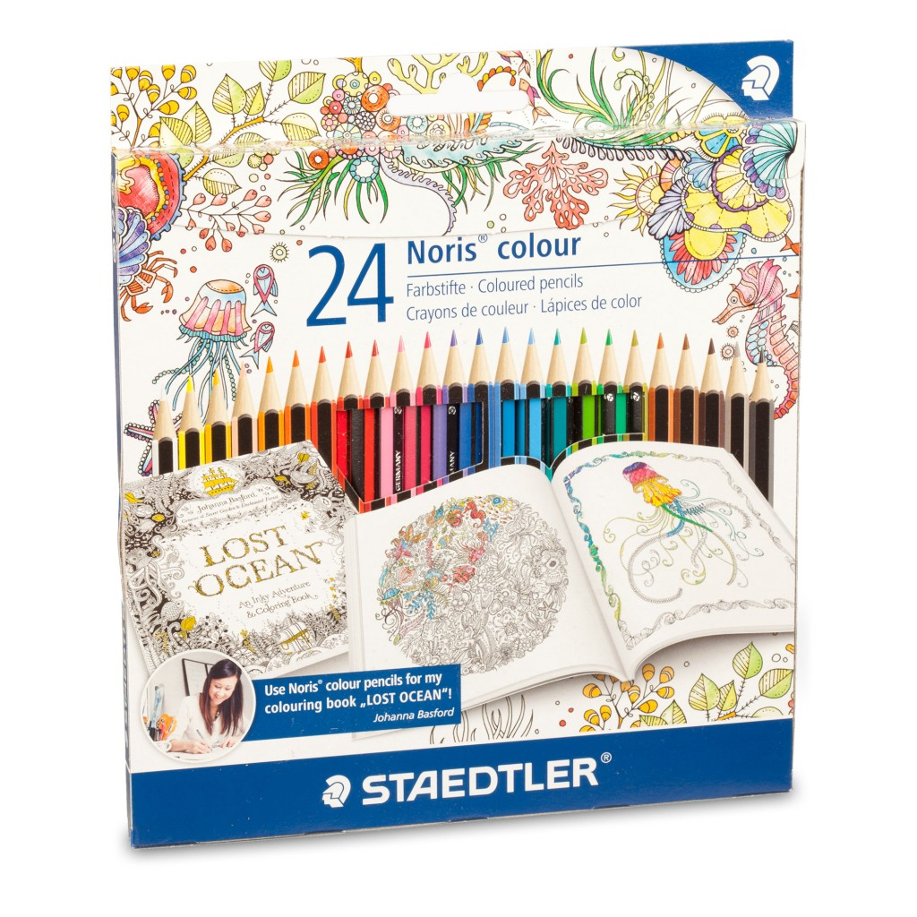Colouring pencil prizes
