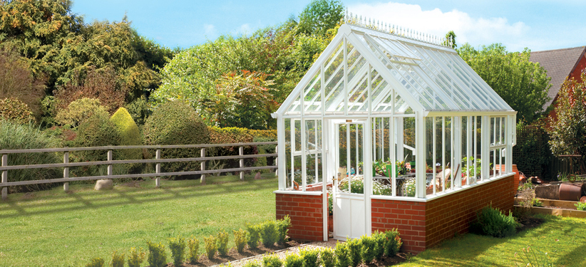Victorian grand classic glasshouses hartley botanic for Victorian style greenhouse