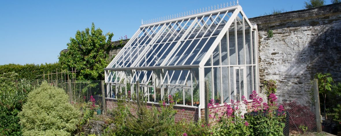 Bespoke Lean To Greenhouse 9 Hartley Botanic