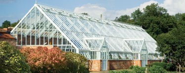 A bespoke lean to greenhouse 11