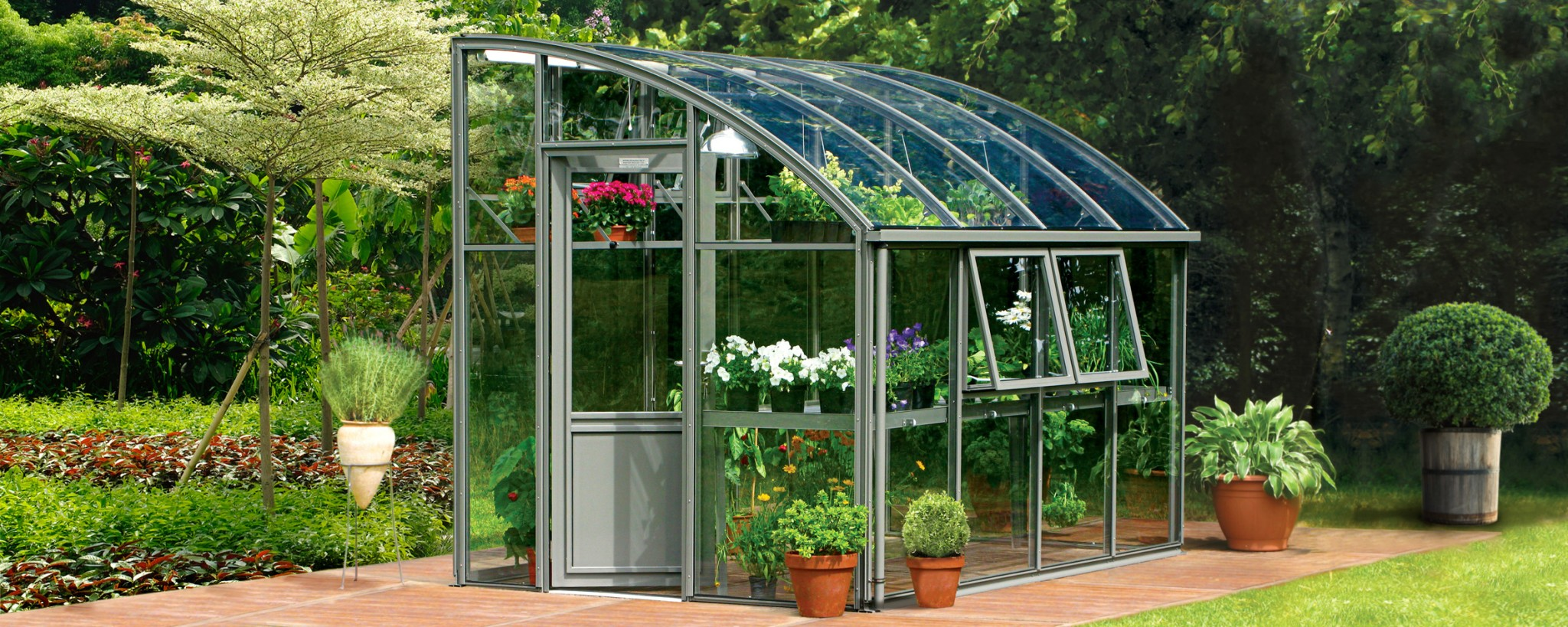 Green Houses For Sale on Gothic Arch Greenhouse Plans