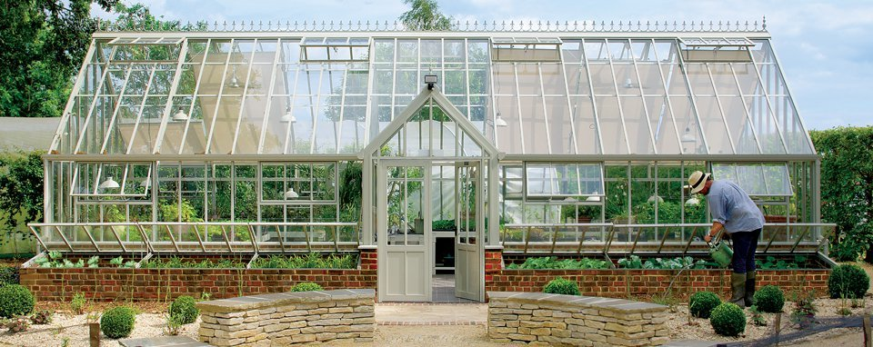The Victorian Grand Manor Glasshouse Hartley Botanic