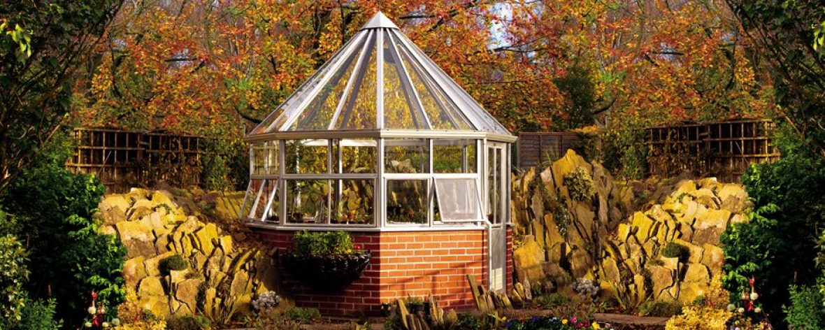 Brick For Sale >> The Octagon Glasshouse - Hartley Botanic