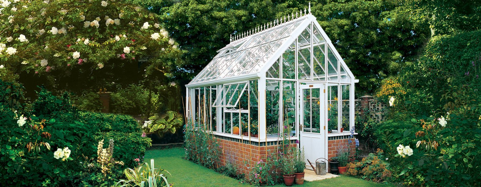 Victorian classic glasshouses hartley botanic for Classic 6 house