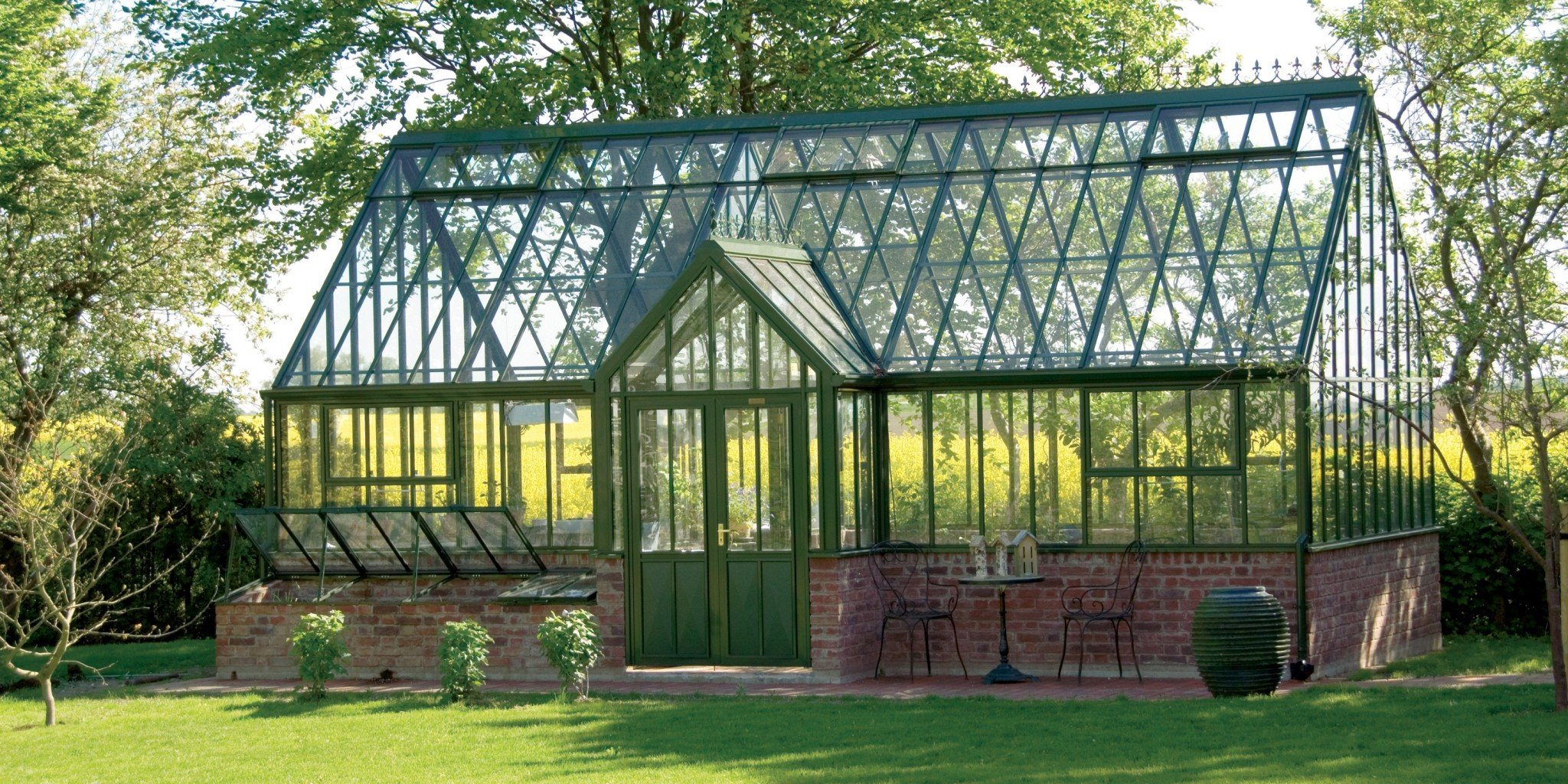 Victorian Manor Glasshouse 27 39 By 13 5 39