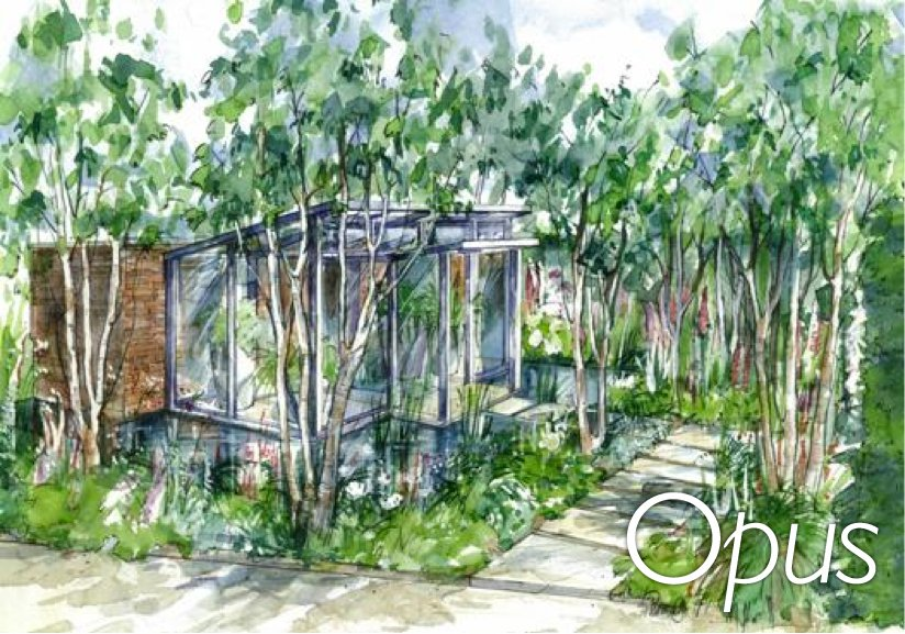 Hartley Opus Glasshouse RHS Chelsea 2016 Show Garden