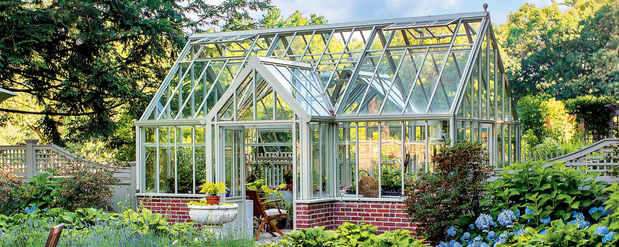 green house Manufacturing affordable and reliable residential, educational, and commercial greenhouses and conservatories.