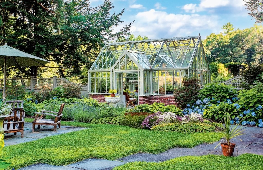 Victorian Glasshouse trend